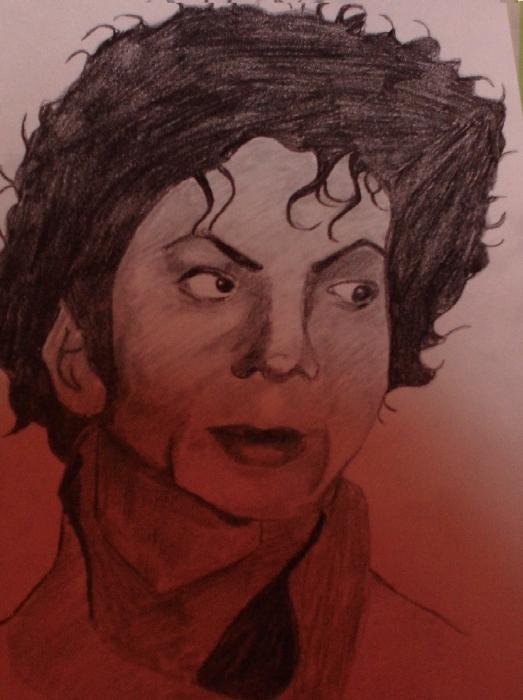 Michael Jackson by oceane785